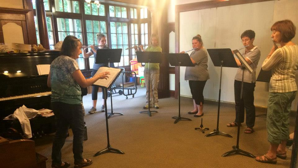 Adult Flute Choir