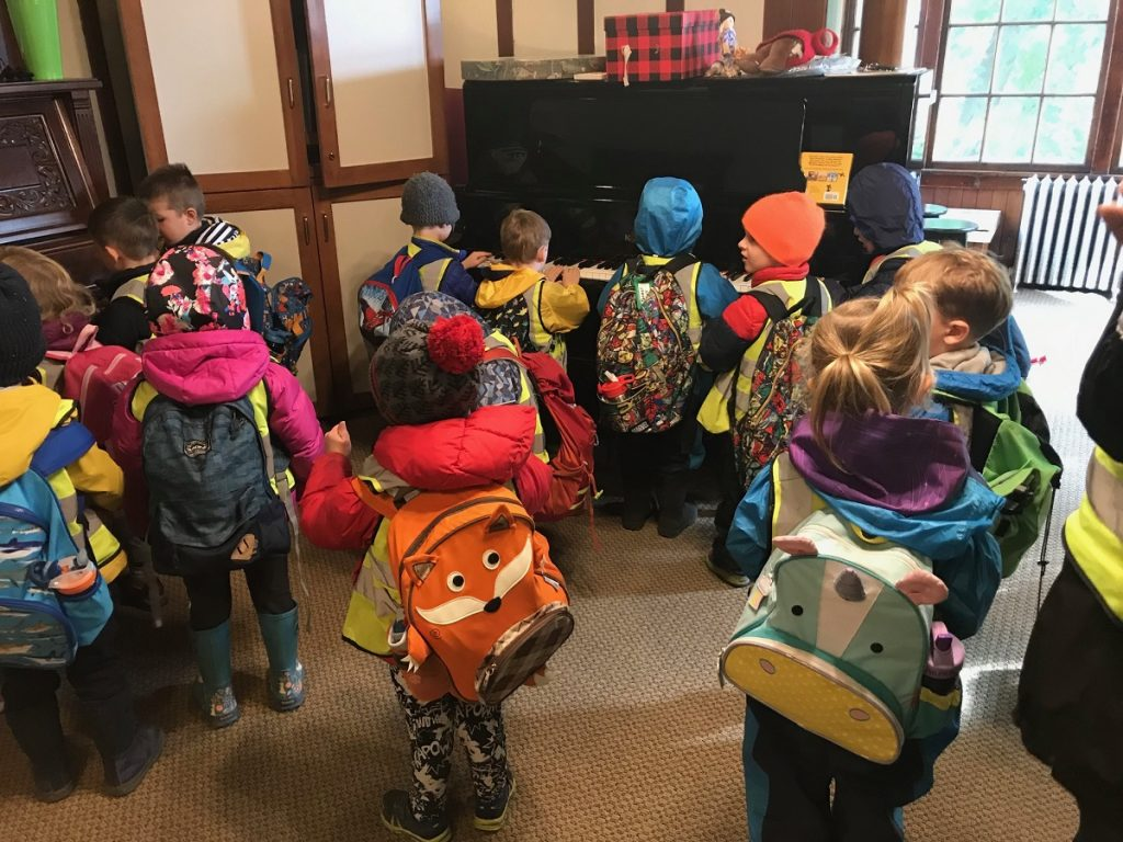 Daycare Tour Group